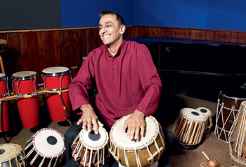 12dec kuljit 01 Musician Kuljit Bhamra talks Music, Bhangra and Jolly Bolly Christmas