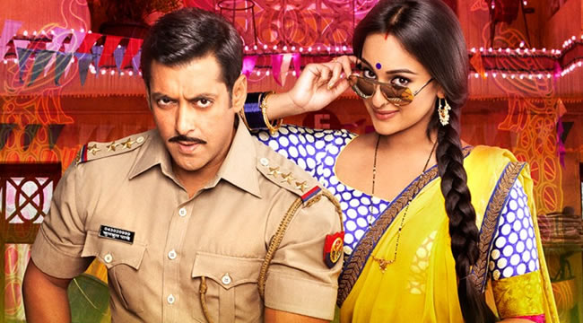 SalmanKhanSonakshidabangg Dabangg 2:  'You just cant have action and more of action. None of it would hold if there is no emotion behind it'   Arbaaz Khan