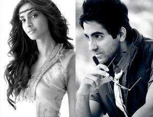 SonamAyushman 300x229 YRFs Next Starring Sonam Kapoor & Ayushman Khurana