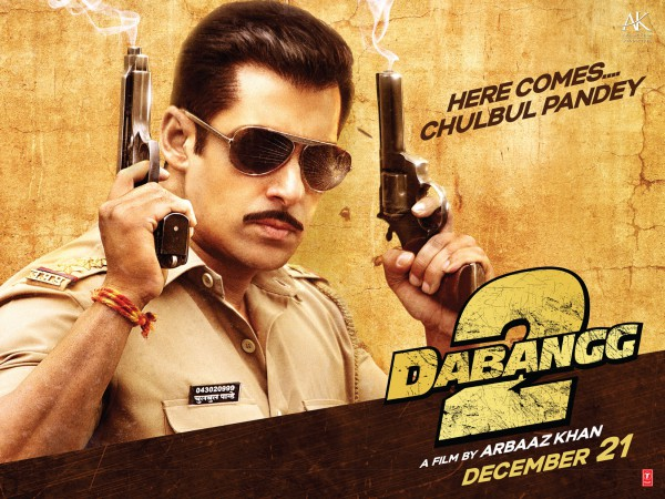 dabangg2 Dabangg 2 Movie Review