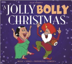 jollybollychristmas 300x266 Musician Kuljit Bhamra Invites Us All to Have A Jolly Bolly Christmas!