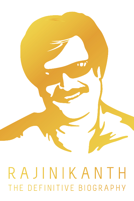 rajnikanthbook Get ready for RAJINIKANTH, The Definitive Biography!