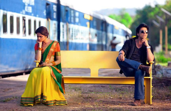 srk deepika ce First Picture of Deepika and Shah Rukh in Chennai Express and more!