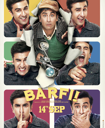 12dec bestfilms barfi REFLECTIONS 2012: Top 10 Films of 2012