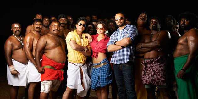 12dec cepromos 01 Chennai Express first looks