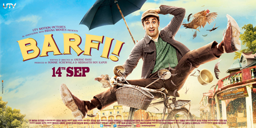 13jan 100crore barfi REFLECTIONS 2012: Top 100 Crore Films of 2012