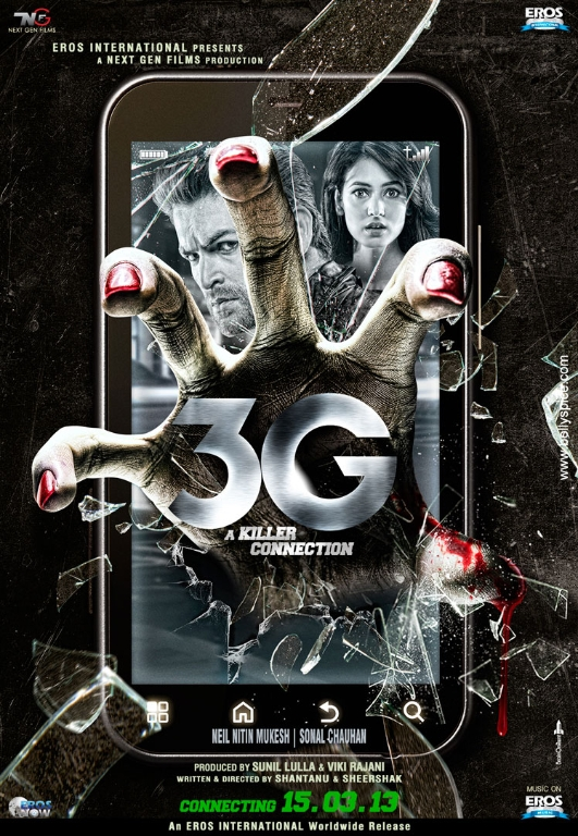13jan 3G Poster Preview: 3G