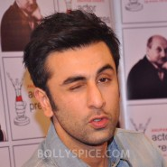 13jan AnupamKher RanbirKapoor03 185x185 In Pictures and Video: Anupam Kher interviews Ranbir Kapoor