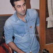 13jan AnupamKher RanbirKapoor04 185x185 In Pictures and Video: Anupam Kher interviews Ranbir Kapoor