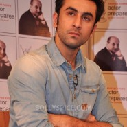 13jan AnupamKher RanbirKapoor06 185x185 In Pictures and Video: Anupam Kher interviews Ranbir Kapoor