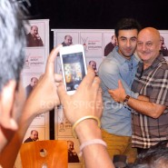 13jan AnupamKher RanbirKapoor11 185x185 In Pictures and Video: Anupam Kher interviews Ranbir Kapoor