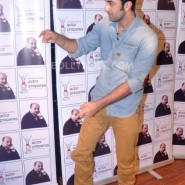 13jan AnupamKher RanbirKapoor13 185x185 In Pictures and Video: Anupam Kher interviews Ranbir Kapoor