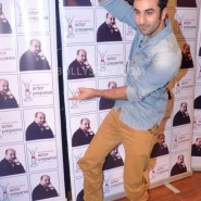 13jan AnupamKher RanbirKapoor14 185x185 In Pictures and Video: Anupam Kher interviews Ranbir Kapoor