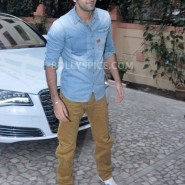 13jan AnupamKher RanbirKapoor16 185x185 In Pictures and Video: Anupam Kher interviews Ranbir Kapoor