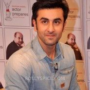 13jan AnupamKher RanbirKapoor27 185x185 In Pictures and Video: Anupam Kher interviews Ranbir Kapoor