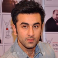13jan AnupamKher RanbirKapoor31 185x185 In Pictures and Video: Anupam Kher interviews Ranbir Kapoor