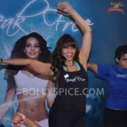 13jan BipashaBreakFreeDVDlaunch53 185x185 Bipasha to teach fitness mantra with her new DVD BreakFree