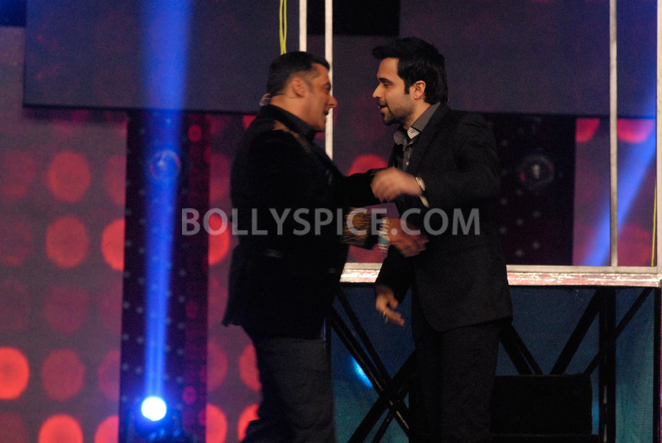 13jan EkThiDaayan BiggBoss01 IN PICTURES: Emraan, Salman and Ek Thi Daayan on Bigg Boss 6