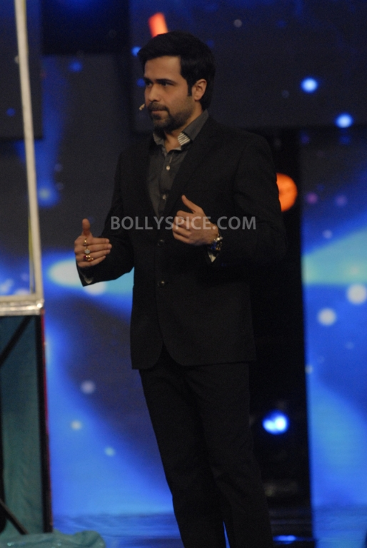 13jan EkThiDaayan BiggBoss05 IN PICTURES: Emraan, Salman and Ek Thi Daayan on Bigg Boss 6