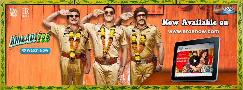 13jan Khiladi786ErosNow Eros Now presents New Years gift to Akshay Kumar fans