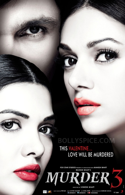 13jan Murder3 poster Preview: Murder 3