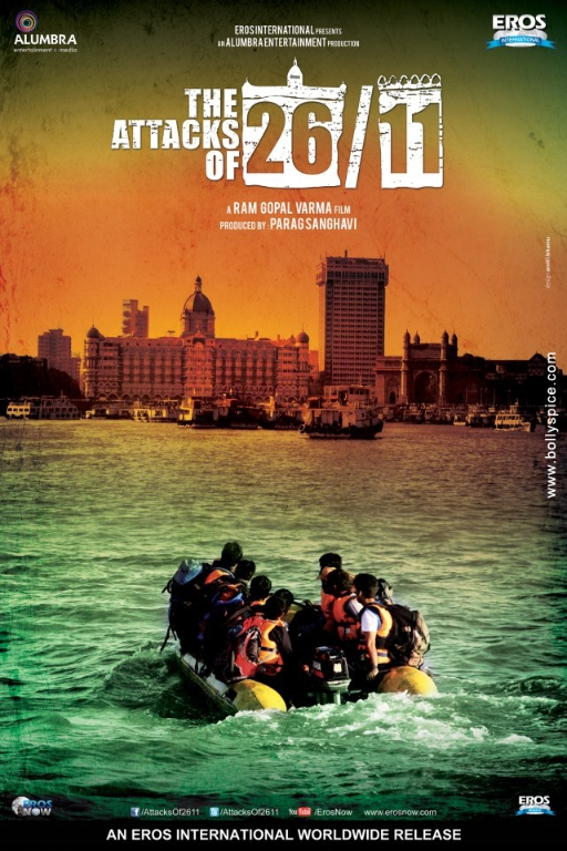 13jan RGV 26 11 poster 26/11 Will Never be Forgotten