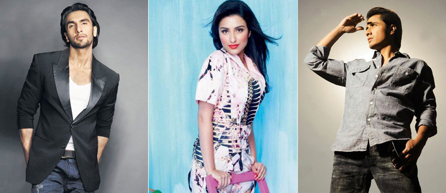 13jan Ranveer Parineeti AliZafar Its Ranveer and Parineeti in Shaad Alis next with YRF titled Kill Dil!