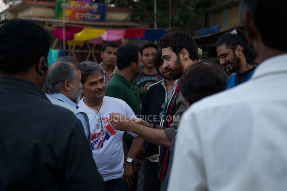 13jan WorkingStills MKBKM01 On the sets of Matru Ki Bijlee Ka Mandola