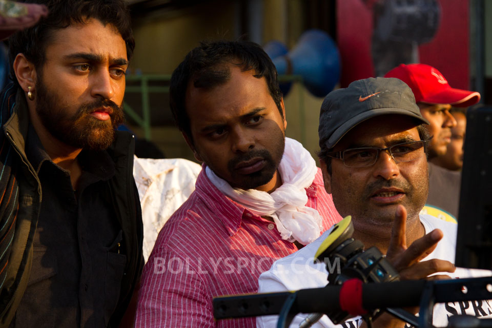 13jan WorkingStills MKBKM03 On the sets of Matru Ki Bijlee Ka Mandola
