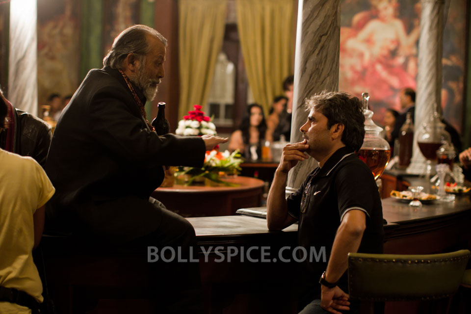 13jan WorkingStills MKBKM04 On the sets of Matru Ki Bijlee Ka Mandola