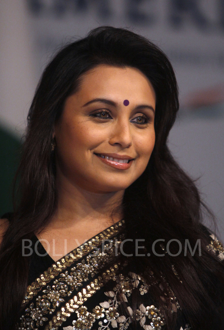 13jan rani 08 Rani Mukherji attends the Namaste America Obama Inaugural Event.