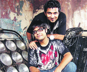 13jan sachinjigar 04 We're getting to do what we love.   Sachin Jigar talk about the music of ABCD and more!