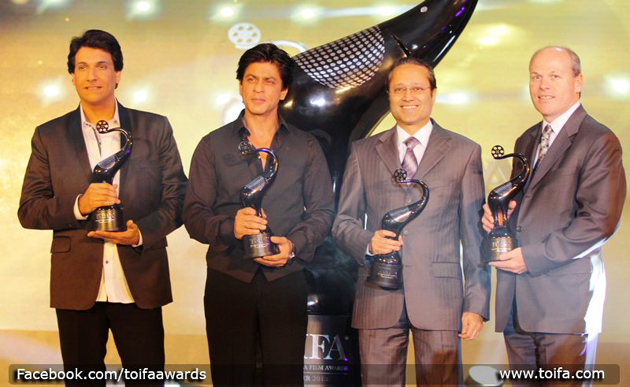 13jan toifa 27 Times of India Film Awards to be held in Vancouver!
