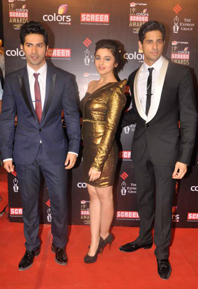 13jan whwn ColorsScreenAwards07 Whos Hot Whos Not   Colour Screen Awards