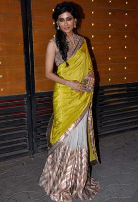 13jan whwnff13 chitrangda Whos Hot Whos Not   Filmfare Awards 2013
