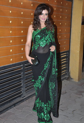 13jan whwnff13 raveena Whos Hot Whos Not   Filmfare Awards 2013