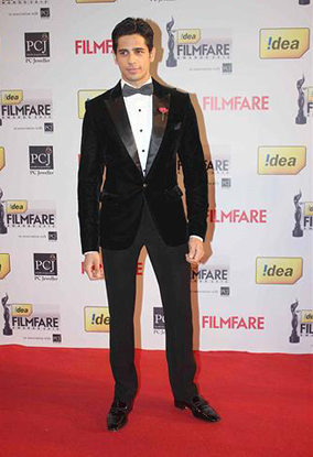 13jan whwnff13 siddharth Whos Hot Whos Not   Filmfare Awards 2013