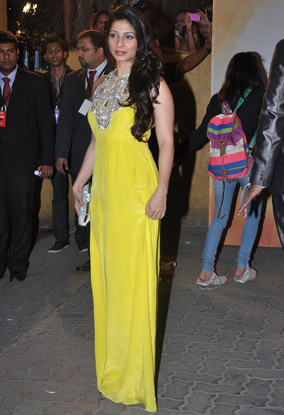 13jan whwnff13 tanisha Whos Hot Whos Not   Filmfare Awards 2013
