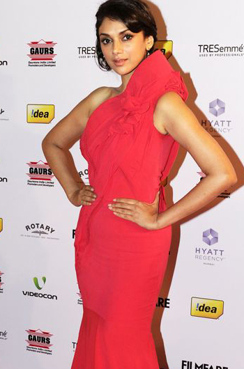 13jan whwnffnom aditi Whos Hot Whos Not   58th Filmfare Awards Nominations Bash