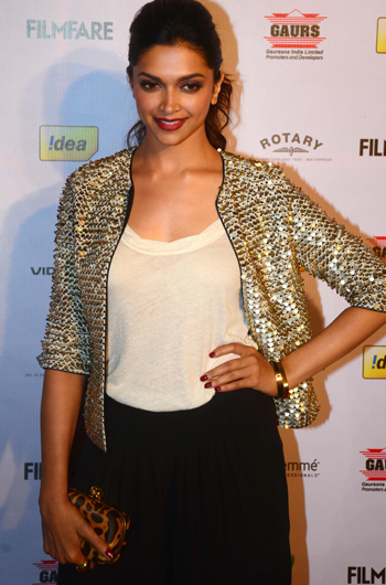 13jan whwnffnom deepika Whos Hot Whos Not   58th Filmfare Awards Nominations Bash