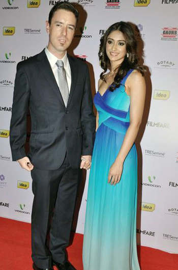 13jan whwnffnom ileana Whos Hot Whos Not   58th Filmfare Awards Nominations Bash