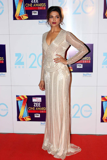 13jan whwnzee deepika Whos Hot Whos Not   Zee Cine Awards