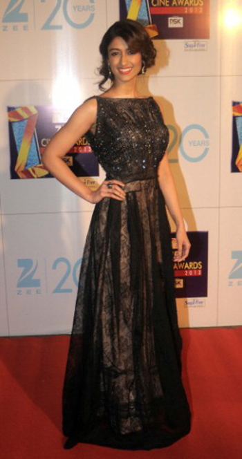 13jan whwnzee ileana Whos Hot Whos Not   Zee Cine Awards