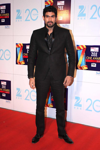 13jan whwnzee rana Whos Hot Whos Not   Zee Cine Awards