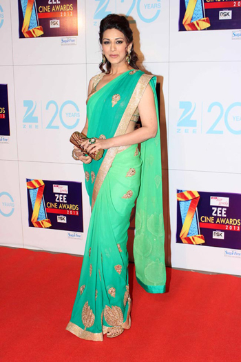 13jan whwnzee sonali Whos Hot Whos Not   Zee Cine Awards