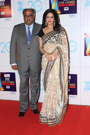 13jan whwnzee sridevi Whos Hot Whos Not   Zee Cine Awards