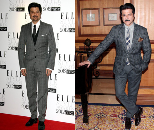 Anil REFLECTIONS 2012: Best Dressed Stars of 2012