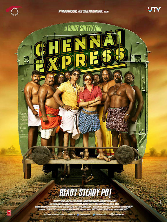 Chennai Express Pic 4 Chennai Express first looks