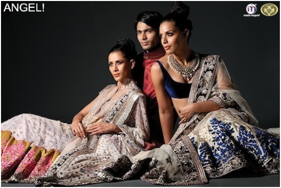 Fashion Show 1 Manish Malhotra to showcase first UK collection at Gala Charity Fundraiser