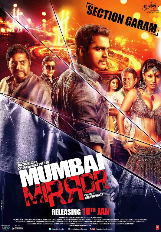 Final Poster 01 Tip Top Entertainment presents Mumbai Mirror, releasing in the UK on 18th January 2013
